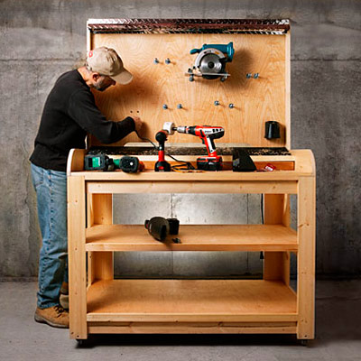 Pdf Power Tool Charging Station Plans Free