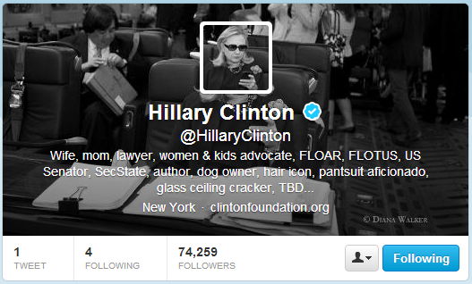 Are You Really A Ninja? How To Rock Your Twitter Bio As Hard As Hillary Clinton | Fast Company | Business + Innovation