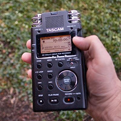 Transom » Portable Digital Recorder Comparison